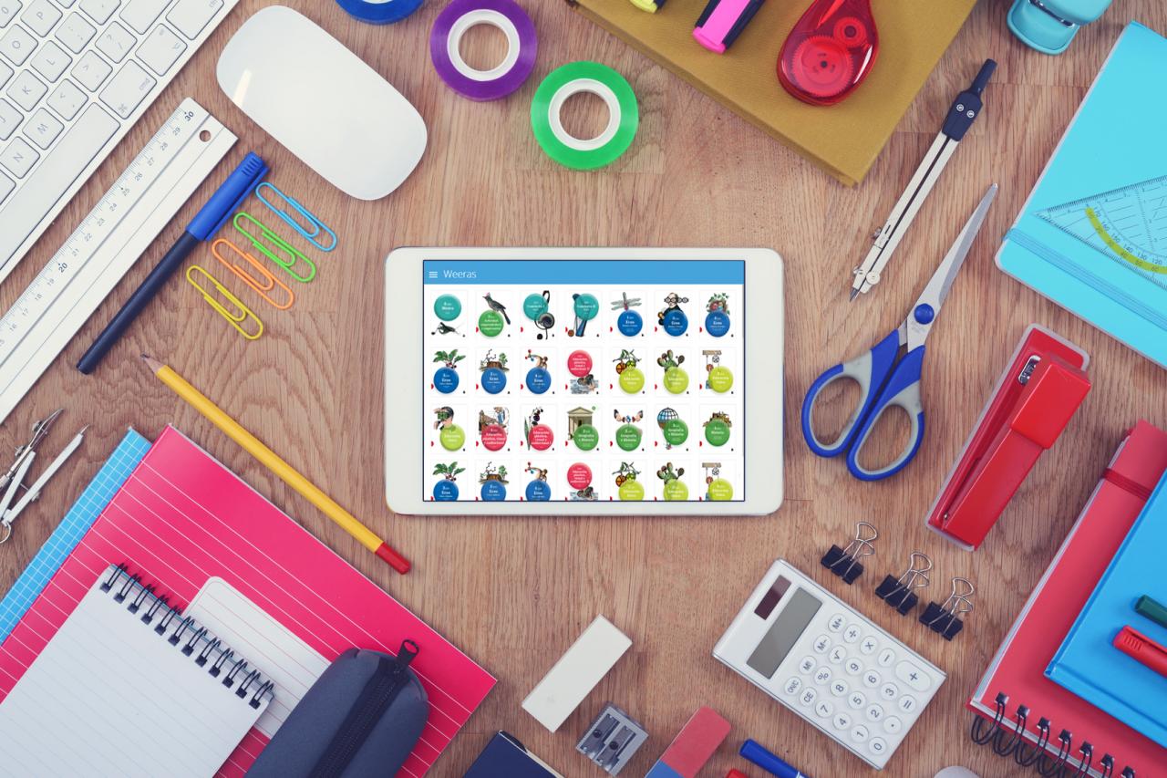 Personaliza la configuración de tus libros digitales